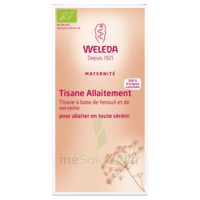Acheter Weleda Tisane Allaitement 2x20g à GUJAN-MESTRAS