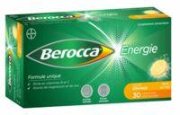 BEROCCA ENERGIE Comprimés effervescents orange B/30 à GUJAN-MESTRAS